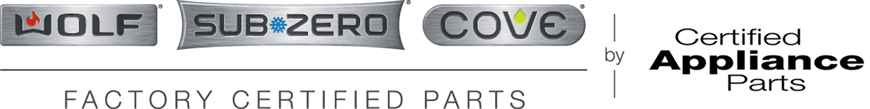 Certified Appliance Parts
